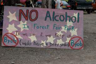 Forest Fair rules