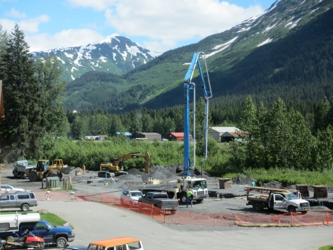 Construction season